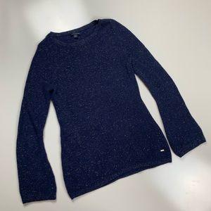 Tommy Hilfiger Blue Sweater Size Large